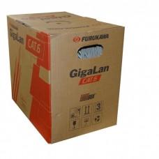 Cable Furu Utp 6 Int 305m Gris Iec603321
