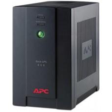 Ups Apc Back-ups 800,avr 230v, Argenti
