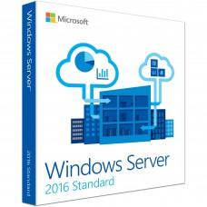 Windows Svr Std 2016 64bit Spanish 1pk D