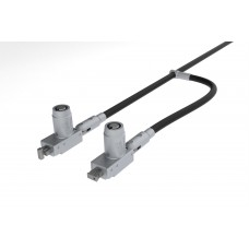 Noble Dual Head T-bar/wedge Lock With Tr