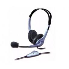 Genius Auricular-mic Hs-04s Azul