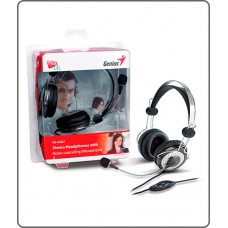 Genius Auricular-mic Hs-04su