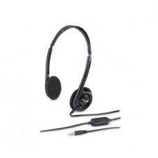 Genius Auricular-mic Hs-m200c Negro