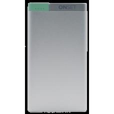 Onset Cargador Portatil Dual-bank 5000 M